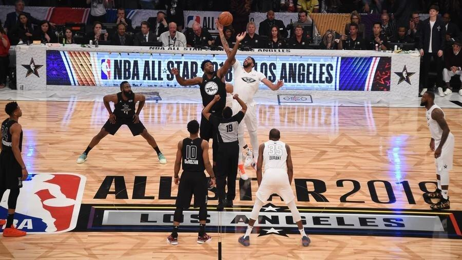 NBA All-Star Los Angeles Game