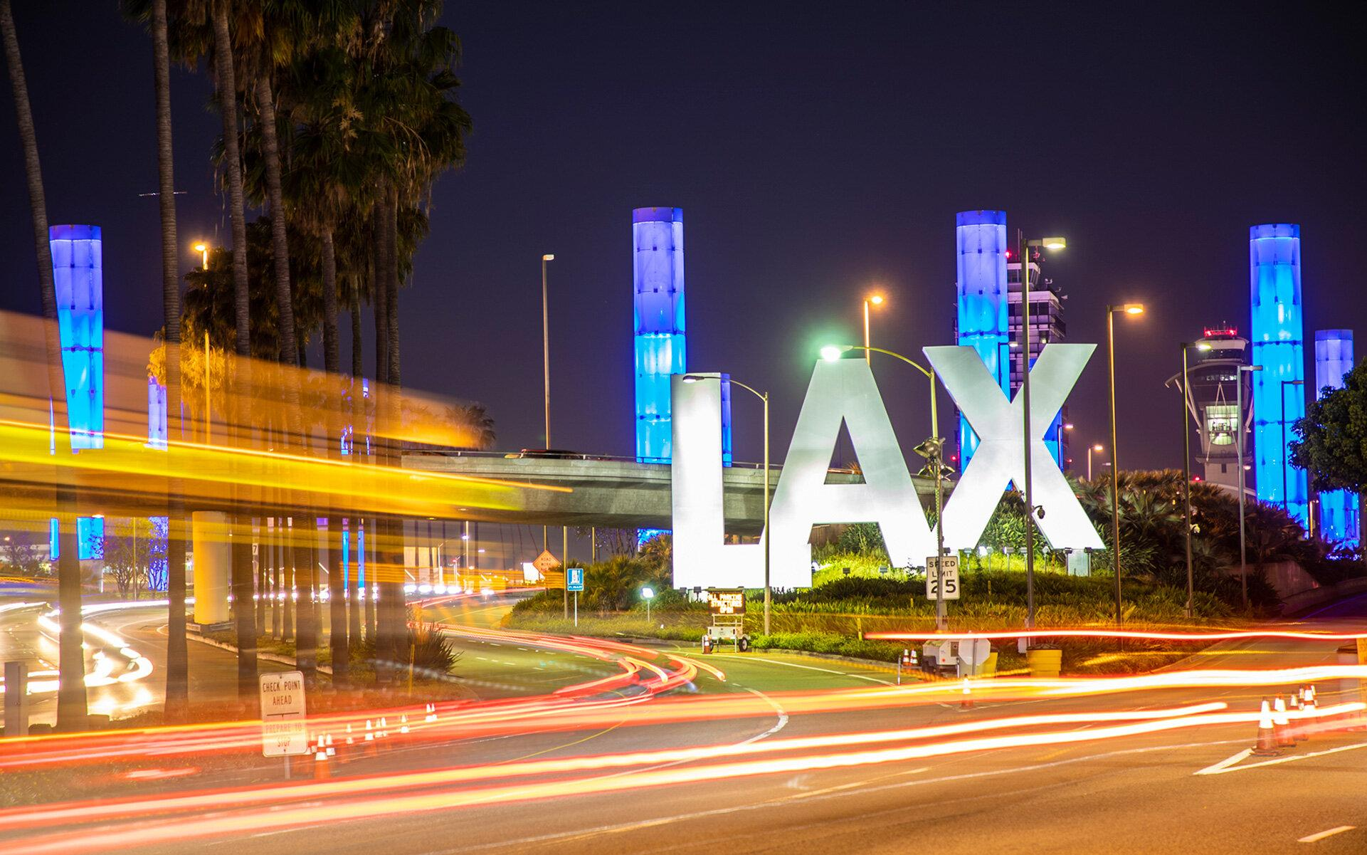 LAX Los Angeles International Airport