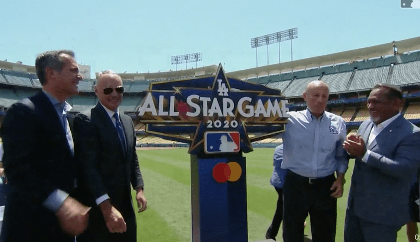 Dodgers, MLB reveal 2020 All-Star Game logo