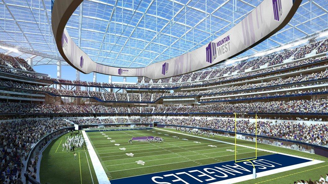 Mountain West LA Bowl Stadium