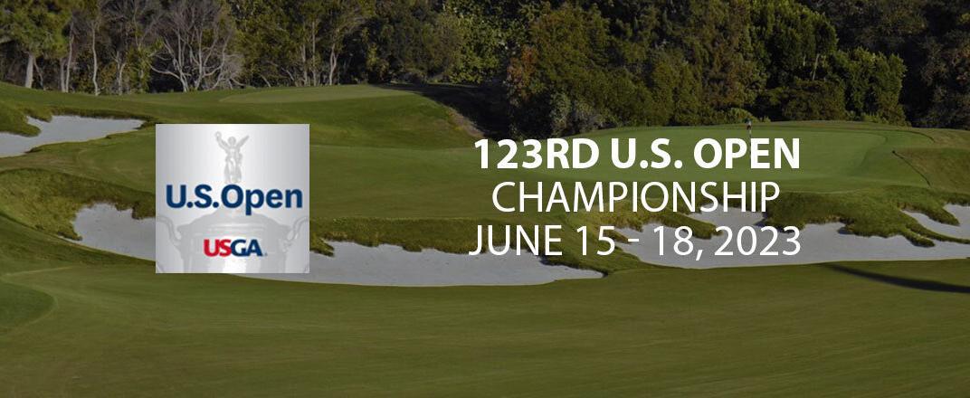 2023 123rd U.S. Open Championship