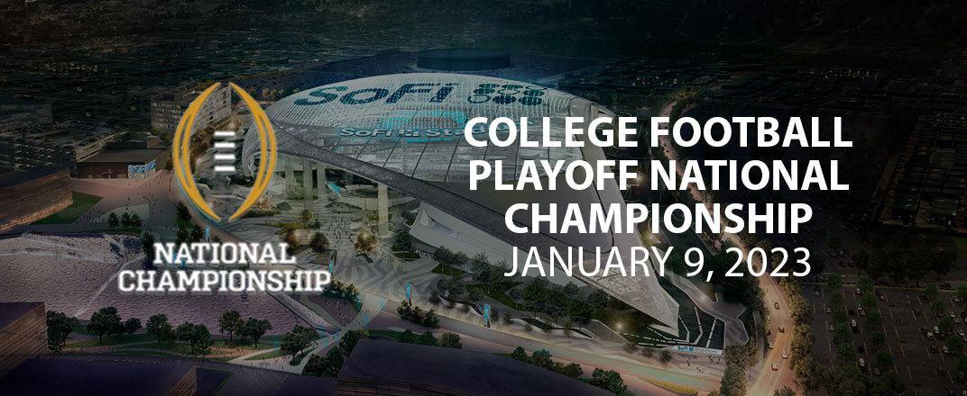2023 College Football Playoff