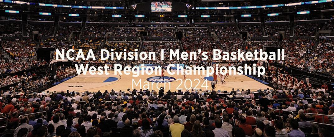 2024 NCAA Division I Men's Basketball West Region Championship