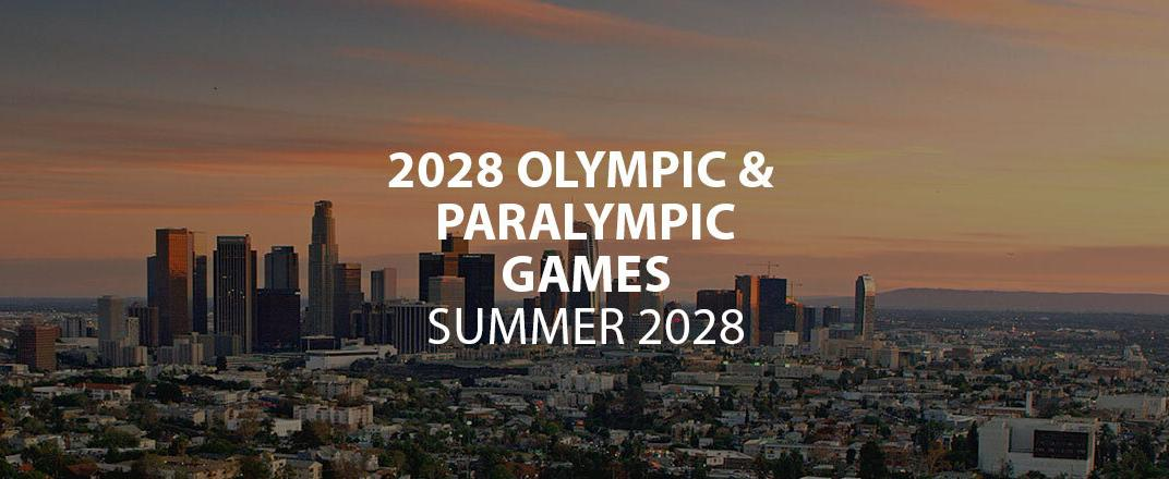 2028 Olympic and Paralympics
