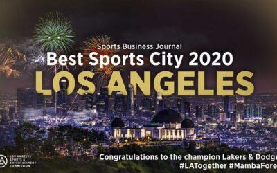 Best Sports City of the Year: Los Angeles