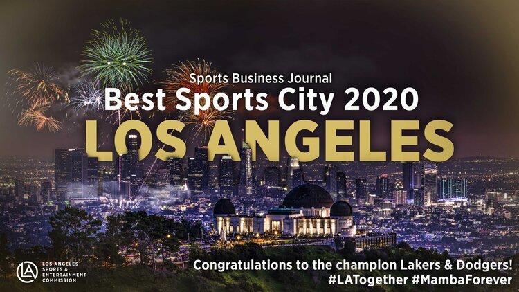 Sports Business Journal LA