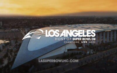 "Los Angeles Super Bowl Host Committee to Honor ""Unsung Hero"" Organizations"