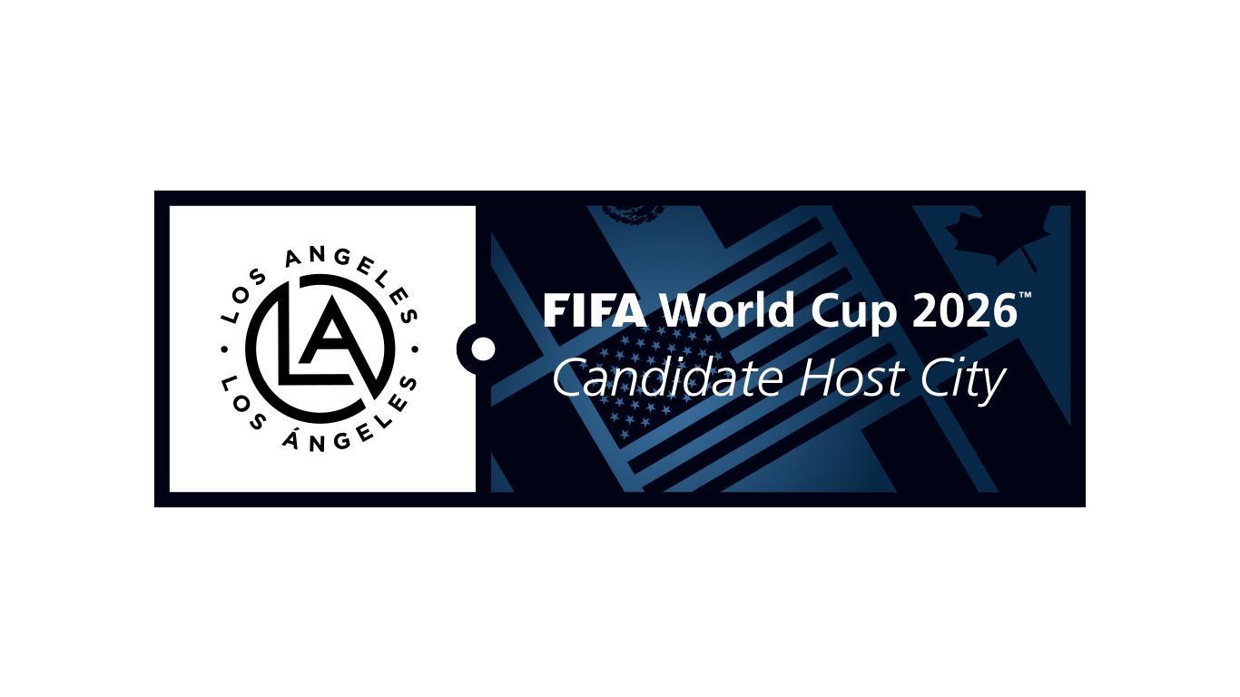 Los Angeles FIFA Logo