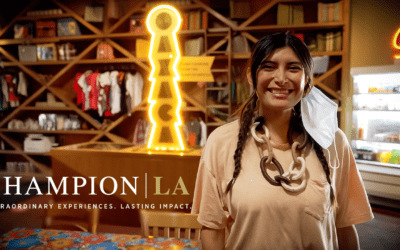 Bricia Lopez tells Guelaguetza's story and why Super Bowl LVI brings hope for her restaurant's economic comeback.