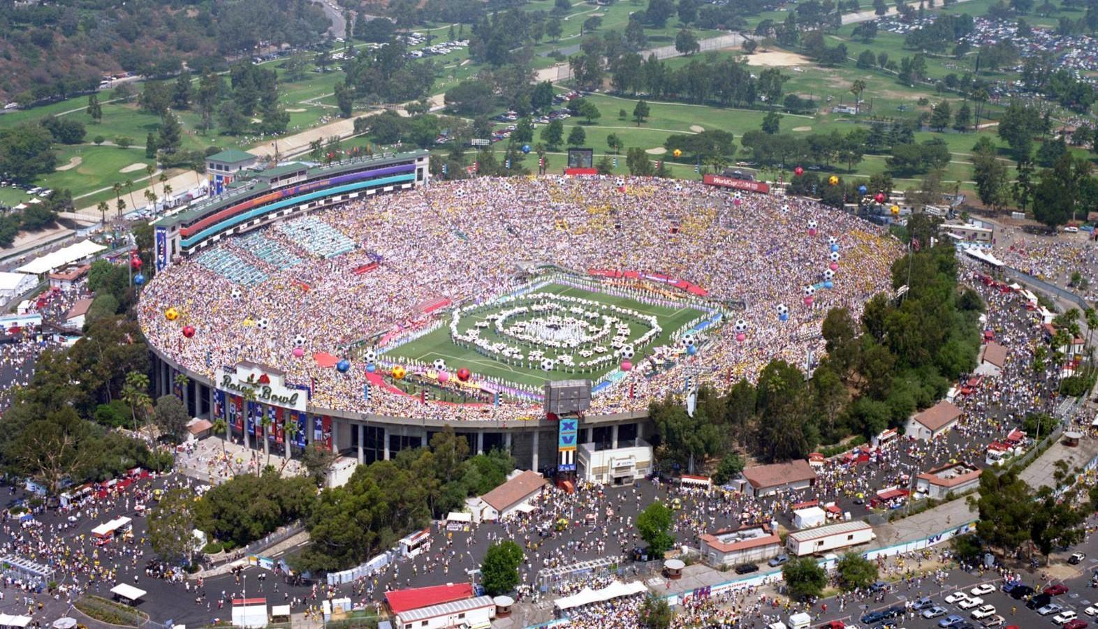 Rose Bowl - 1994 World Cup Finals Cropped