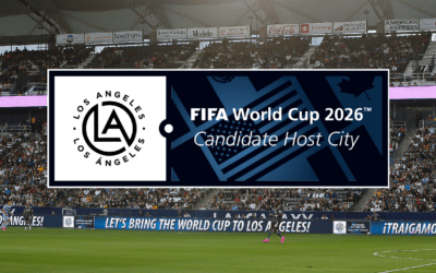 Los Angeles Releases Official Campaign Video in Bid to Host FIFA World Cup 2026™